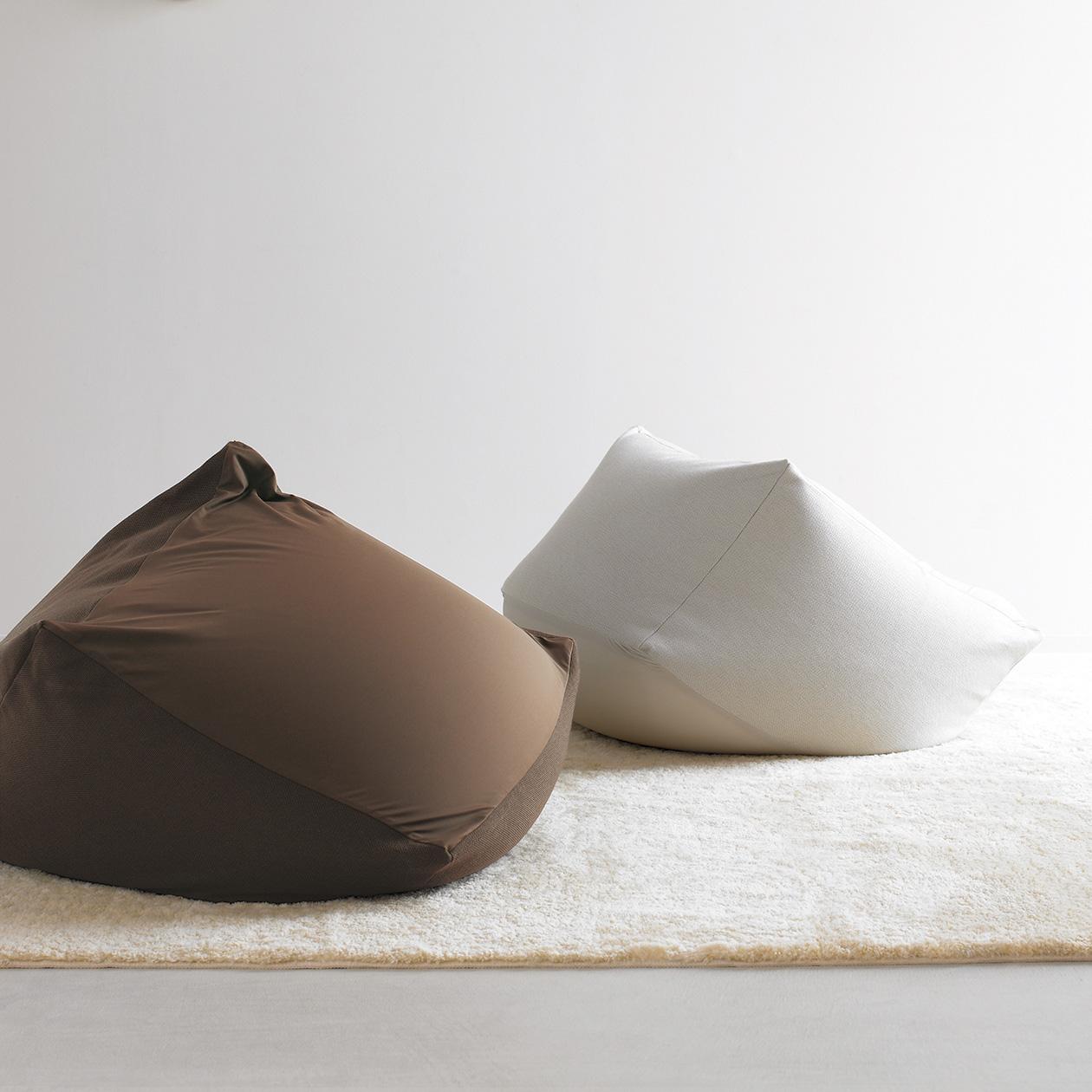 New MUJI Furniture Body Fit Cushion MUJI USA