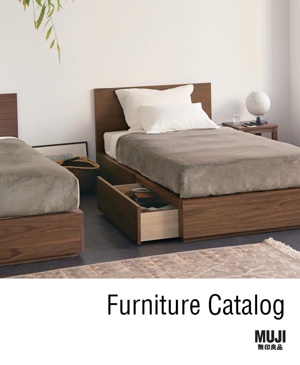 web catalog muji usa. Black Bedroom Furniture Sets. Home Design Ideas