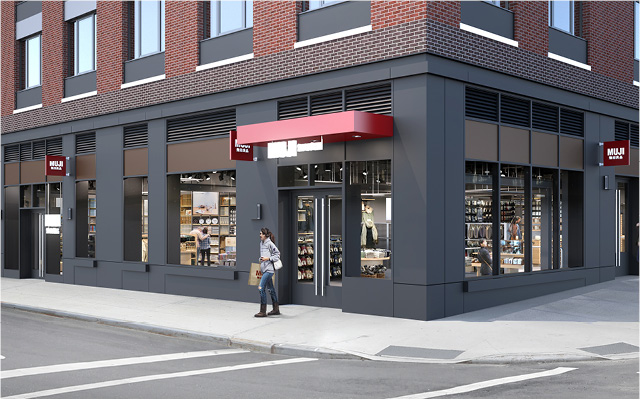 muji to open september