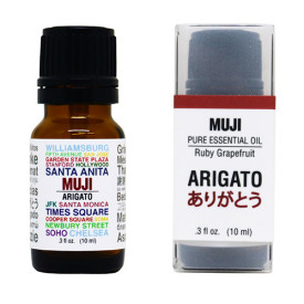 ARIGATO Essential Oil Giveaway Informations