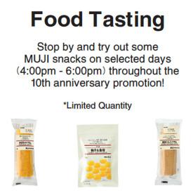 Food Tasting Informations