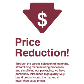 Price Reduction Informations