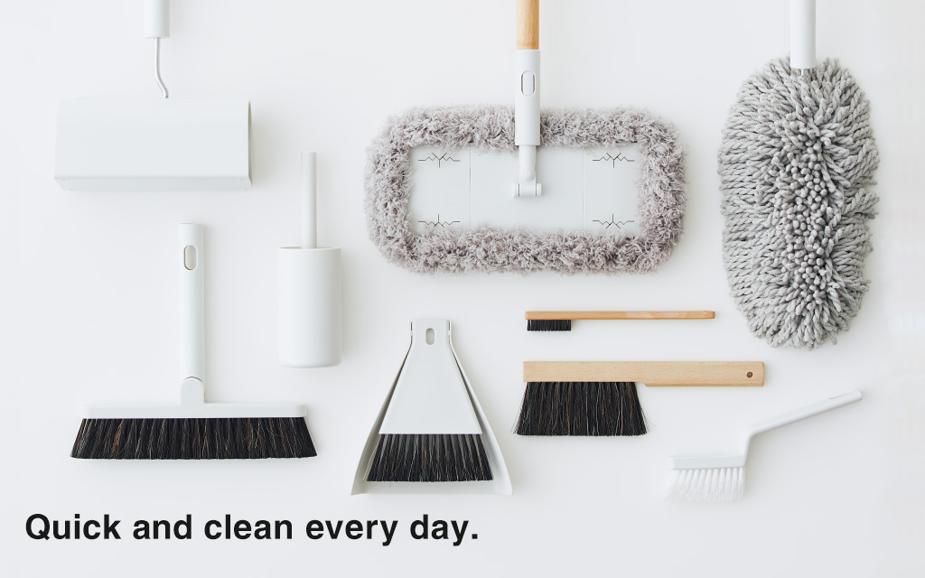 MUJI - Cleaning System