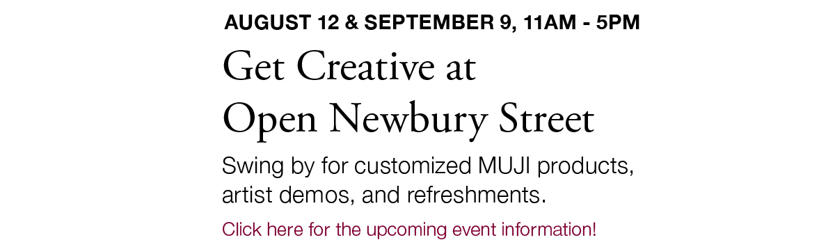 open newbury event agenda