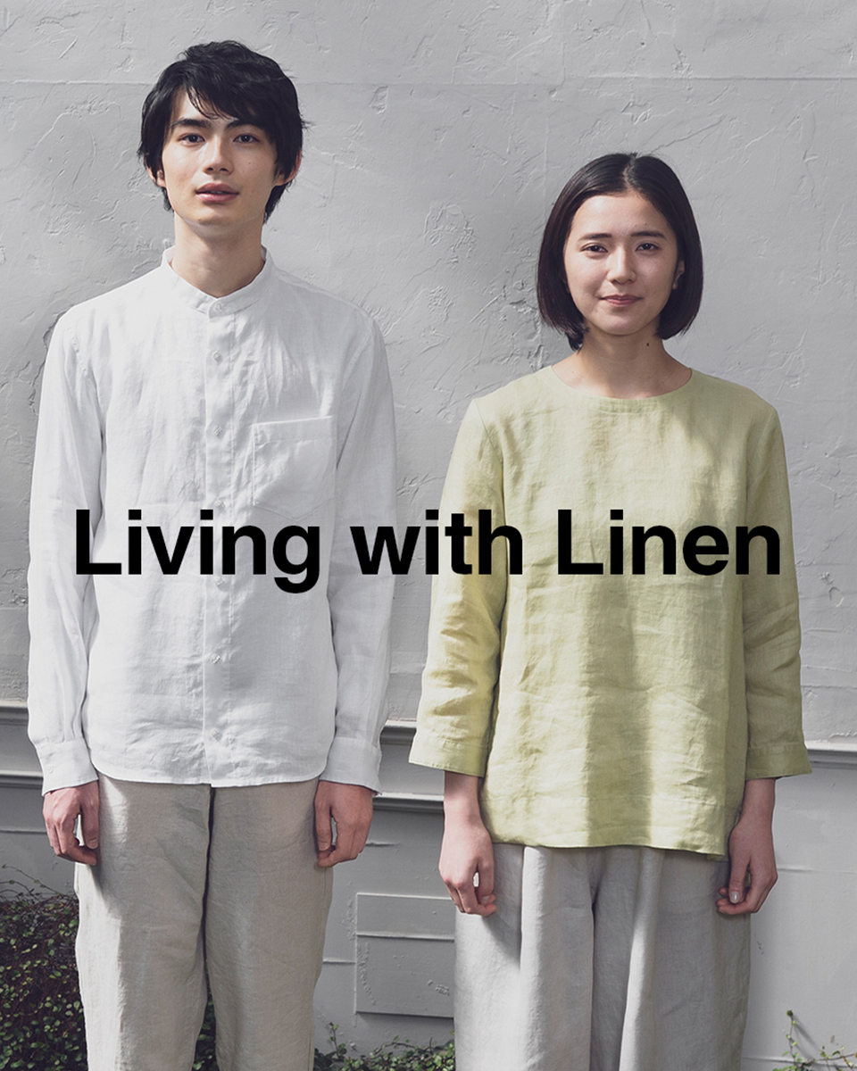 Living with Linen